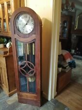 More details for hall clock long case grand mother