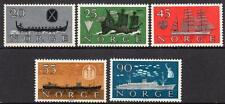 NORWAY MNH 1960 Ships
