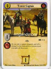 A Game of Thrones LCG - 1x Tower Captain  #011 - Westeros Draft Pack