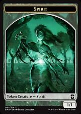4x Token Esprit (Incolore) - Spirit (Colorless) Magic Ema Eternal Masters Eng