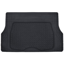 Odorless Medium Cargo Tray Trunk Mat Liner Waterproof & BPA Free - Black