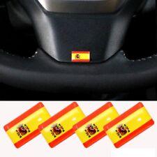 LOGO Espagne pour volant jantes aluminium Seat