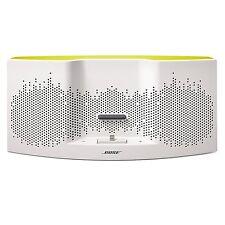 Bose SoundDock XT Speaker (White/Yellow) + 1 Year Brand Warranty-Refurbished