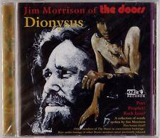 JIM MORRISON: Dionysus (Doors) Spoken Word Collection SEALED Rock Ozit NEW