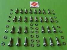 1977-79 Suzuki carburetor STAINLESS STEEL ALLEN SCREWS gs1000 gs850 gs750 gs550