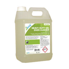 More details for 2work heavy duty gel oven cleaner liquid gel 5 litre 2w75995