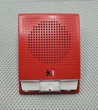 Est G4rf S2vm Speaker Fire Alarm Strobe Red