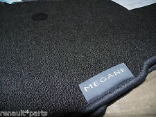 Renault Megane II Genuine Car Mats Carpet Floor 3 & 5