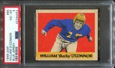 1948 Leaf #89 Bucky O'Connor PSA 4 Los Angeles Rams