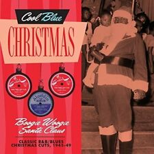 Boogie Woogie Santa Claus - Christmas Blues and R And B 1945-1949 [CD]