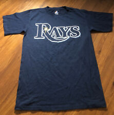 Princeton Rays Majestic Small Shirt Jersey Baseball New Apparel Tampa Bay