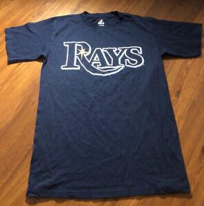 Princeton Rays Majestic Small Shirt Jersey Baseball New Apparel Tampa Bay