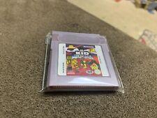 Nintendo Gameboy Kid Dracula Reproduction