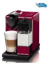 Delonghi Nespresso Lattissima EN550.R Touch Cafetera Automática-Glam Rojo