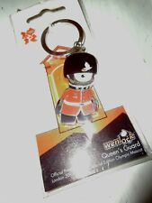 2012 London Olympics QUEEN'S GUARD  Keychain New In The Wrapper