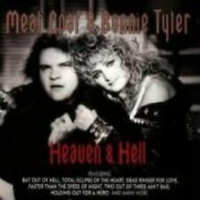 Meat Loaf and Bonnie Tyler Heaven & Hell CD Album Meatloaf