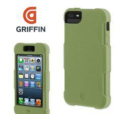 Apple iPhone 5 5S SE Griffin Survivor Protector Case Tough Military Slim Cover