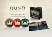 Rush - A Farewell To Kings[Deluxe Edition] [CD]