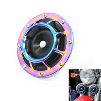 1Pcs Motorcycle Speaker Super Loud Compact Electric Blast Tone Hella 110DB Horn