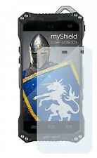 Getnord Onyx myShield screen protector. Give +1 armor to your phone!