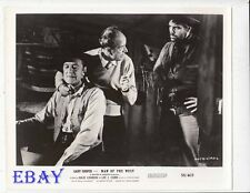 Anthony Mann directs Gary Cooper Jack Lord Man Of The West VINTAGE Photo