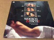 Women and Men 2 Laserdisc SEALED BRAND NEW