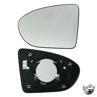 NISSAN QASHQAI PASSENGER SIDE WING MIRROR GLASS HEATED LEFT SIDE 2006-2013