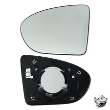 fits NISSAN QASHQAI PASSENGER SIDE WING MIRROR GLASS HEATED 2006-2013 (not 2007)
