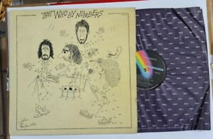 The Who By Numbers   The Who  33 giri vinile