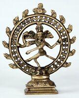 TANZENDER SHIVA 15CM HOCH HIMALAYA BUDDHA DANCING NATARAJA  YOGA MEDITATION