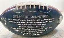 Rawlings Commemorative Penn State Beaver Stadium Football Nittany Lions