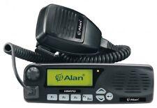 ALAN HM70 - Radio Professionale veicolare 66-88 MHz