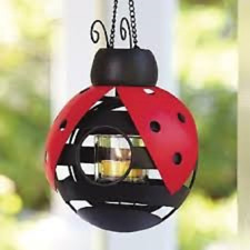 PARTYLITE Ladybug Hanging Votive Holder   ****BRAND NEW IN BOX****