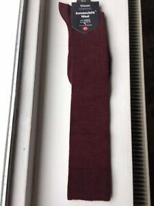 HJ Hall Immaculate Long Knee length Wool rich Socks size 6-11 HJ77