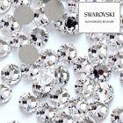 144 pieces Swarovski Crystal Clear (Hotfix / No-Hotfix) Flatback Rhinestone Gems