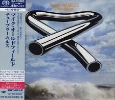 "MIKE OLDFIELD ""TUBULAR BELLS"" JAPAN SHM-SACD UIGY-9629 JEWEL CASE 2014 *SEALED*"