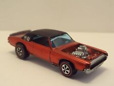 REDLINE HOT WHEELS 1969 TNT BIRD HK - SPECTRAFLAME RED - VERY NEAR MINT! L@@K!!!