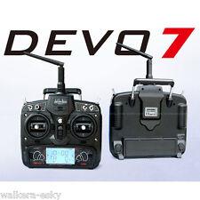 Walkera 2.4G 7CH Transmitter DEVO 7 -USA Seller
