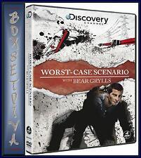 BEAR GRYLLS - WORST CASE SCENARIO  **BRAND NEW DVD **
