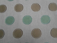 Villa Nova Curtain Fabric~ 'Arles' Jade ~Provence Collection~Sold by the Metre