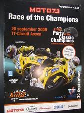 Moto73 Race of the Champions 20 september 2009 TT Circuit Assen