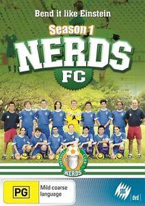 Nerds FC : Series 1 (DVD) Region 4 Very Good Condition