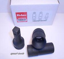 """Koken Impact-Felgenschlossknacker 14124/3 1/2"""" - 21mm - 27,5mm  3-tlg..."""