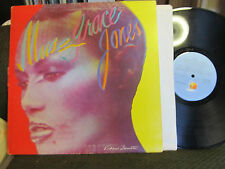 GRACE JONES MUSE LP 1979 GATEFOLD STEREO orig vinyl art wave disco rare WOW!!!
