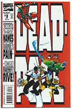DEADPOOL THE CIRCLE CHASE #3 Oct 1993 NM+ 9.6 W MARVEL Comics 1st Solo Title B/O