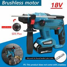 Hammer Drill For Makita Akku - Bohrhammer Schlagbohrmaschine SDS PLUS 18V Rotary