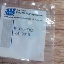 Walbro K10-HDC Carburetor Repair Rebuild Kit HDC on Stihl 015 015L Chain Saw NEW