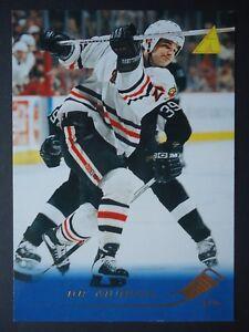 NHL 8 Joe Murphy Chicago Blackhawks Pinnacle 1995/96 (6,4 x 8,9)