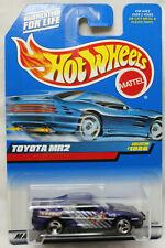 Hot Wheels 1:64 Scale 1999 Series TOYOTA MR2 (PURPLE #4)