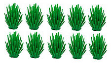 ☀️LEGO NEW X10 GREEN Prickly Bush Plants / Dead / Dried Shrubs / Bushes Lot